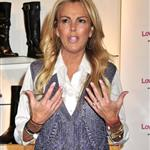 Dina Lohan at her Shoe-Han launch 48462