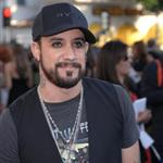 Dita von Teese hooks up with A.J. McLean 17337