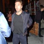 Jeremy Piven outside the Eminem show at Wiltern 40306