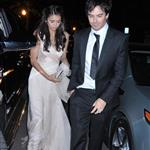 Nina Dobrev and Ian Somerhalder at the White House Correspondents' Dinner  84288