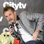 Dominic Monaghan at a press conference for the Rogers Media Upfront 2012 115931