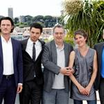 Dominic Cooper and Luke Evans in Cannes for Tamara Drewe 61579