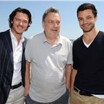 Dominic Cooper and Luke Evans in Cannes for Tamara Drewe 61583