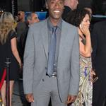 Don Cheadle with Guy Pearce at NY premiere of Traitor 23898