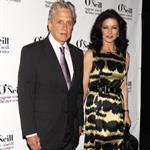 Michael Douglas and Catherine Zeta-Jones attend the attended the 2010 Eugene O'Neill Theatre Center Monte Cristo Awards 58282