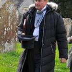 Filming of 'Downton Abbey' Series 3 in Bampton, Oxfordshire 112611