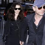 Daniel Craig Rachel Weisz holding hands in New York at the opening night of Jerusalem 86392