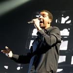 Drake performing at the Heineken Music Hall in Amsterdam 110834