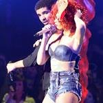 Drake and Rihanna perform together in Montreal June 2011 87399