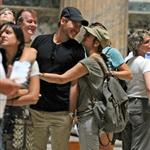Drew Barrymore in Rome with boyfriend Will Kopelman  96772