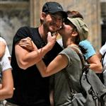 Drew Barrymore in Rome with boyfriend Will Kopelman  96773