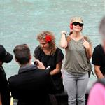 Drew Barrymore in Rome with boyfriend Will Kopelman  96777