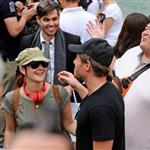 Drew Barrymore in Rome with boyfriend Will Kopelman  96780