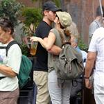 Drew Barrymore in Rome with boyfriend Will Kopelman  96786