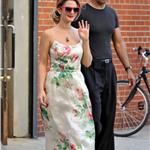 Drew Barrymore leaves photo shoot in New York for Going the Distance 64290