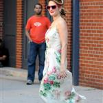 Drew Barrymore leaves photo shoot in New York for Going the Distance 64292