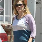 Drew Barrymore treats herself to a manicure and pedicure in LA 120093