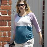 Drew Barrymore treats herself to a manicure and pedicure in LA 120098