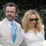 Rachel McAdams and Michael Sheen at Wimbeldon 120120