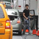 Justin Long at the Going the Distance in New York set 43762