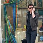 Cory Monteith out in LA last week 81077