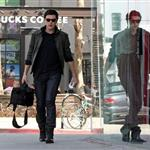 Cory Monteith out in LA last week 81079
