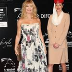Goldie Hawn arrives for opening of Dubai Film Festival 28973