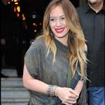 Hilary Duff continues to promote Elixir in Paris at NRJ TV  78315