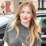 Hilary Duff continues to promote Elixir in Paris at NRJ TV  78319