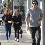 Rumoured new couple Kirsten Dunst and Garrett Hedlund out for lunch 101566