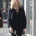 Rumoured new couple Kirsten Dunst and Garrett Hedlund out for lunch 101570