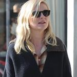 Rumoured new couple Kirsten Dunst and Garrett Hedlund out for lunch 101571