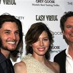 Jessica Biel at Easy Virtue screening in New York with Ben Barnes and Colin Firth 38903