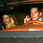 Ebola Paris Hilton Cy Waits beat me face boyfriend run over pap  69783