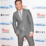 Ed Westwick in London at the Chalet Girl premiere 78474