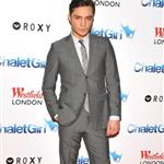 Ed Westwick in London at the Chalet Girl premiere 78475