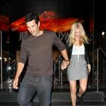 LeAnn Rimes and Eddie Cibrian leave dinner holding hands  49038
