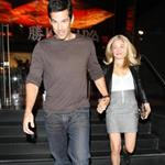 LeAnn Rimes and Eddie Cibrian leave dinner holding hands  49039