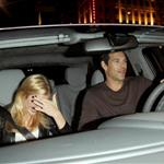 LeAnn Rimes and Eddie Cibrian leave dinner holding hands  49040