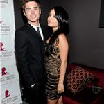 Zac Efron and Vanessa Hudgens at St Jude Children's Hospital Estrellas Por La Vida gala  58323