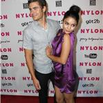 Zac Efron and Vanessa Hudgens at the Nylon Magazine Young Hollywood party 60898