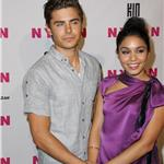 Zac Efron and Vanessa Hudgens at the Nylon Magazine Young Hollywood party 60899