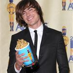 Zac Efron at the 2009 MTV Movie Awards 40133
