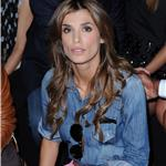 Elisabetta Canalis at DSquared2 fashion show in Milan 88247