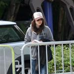 Ellen Page and Alia Shawkat go to the L.A. Kings game in Los Angeles 116558