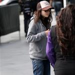 Ellen Page and Alia Shawkat go to the L.A. Kings game in Los Angeles 116562