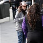 Ellen Page and Alia Shawkat go to the L.A. Kings game in Los Angeles 116553