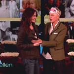 Julia Roberts surprises Ellen DeGeneres for her birthday  77673