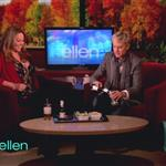 Mariah Carey on Ellen Degeneres  72222