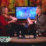 Mariah Carey on Ellen Degeneres  72223